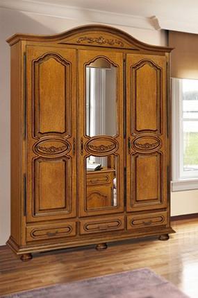 Шкаф 3-х двер. Valentina lux Simex