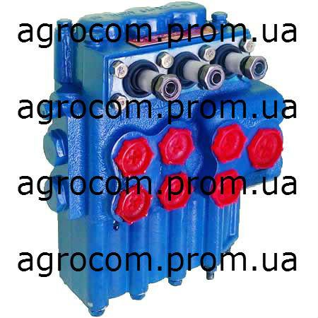 Распределитель Р80-3/1-222 на МТЗ, ЮМЗ, Т-40 (Гидрораспределитель).