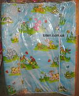 Пеленатор для новорожденных Лужайка