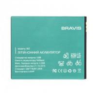 Аккумулятор к телефону Bravis BIZ