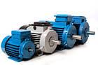 Однофазный электродвигатель АИРЕ 80 В4, АИРЕ80в4, АИРЕ 80В4 (1,10 кВт/1500 об/мин), фото 4