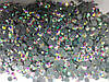 Стразы ДМС-ПРЕМИУМ ss20Crystal AB (4,6-4,8мм)горячей фиксации. 1400 шт.