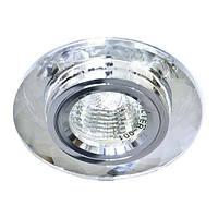 Светильник точечный Feron 8050-2 MR16 серебро серебро