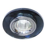 Светильник точечный Feron 8050-2 MR16 серый серебро