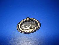 Ручка откидная К6250 бронза, фото 1