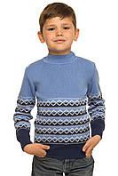 Детский свитер для мальчика в двух цветах