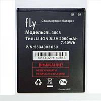 Аккумулятор к телефону  Fly BL-3808