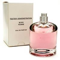 Женская парфюмированная вода Hugo Boss Femme for Women Eau de Parfum (EDP) 75ml, Тестер (Tester)