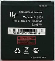 Аккумулятор к телефону  Fly BL-7405