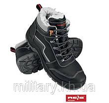 Ботинки рабочие зимнии BRYETI .Ботинки утепленные