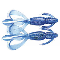 "Силикон рыболовный Keitech Crazy Flapper 2.8"" 301 Sapphire Blue (1551.04.27)"