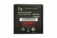 Аккумулятор к телефону  Fly BL-4253