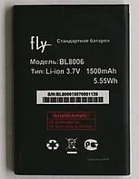 Аккумулятор к телефону  Fly BL-8006