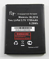 Аккумулятор к телефону  Fly BL-3216