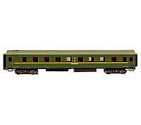 Картонная модель Спальный вагон 295-2 УмБум