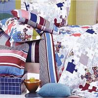 Комплект постельного белья Home Textile Love You 200х220 см TL12128