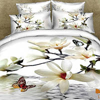 Комплект постельного белья Home Textile Love You 160х220 см STP15005