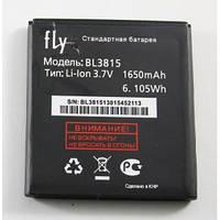 Аккумулятор к телефону  Fly BL-3815