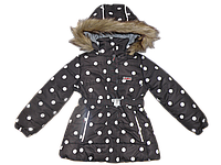 Куртка зимняя для девочки JOIKS, фото 1