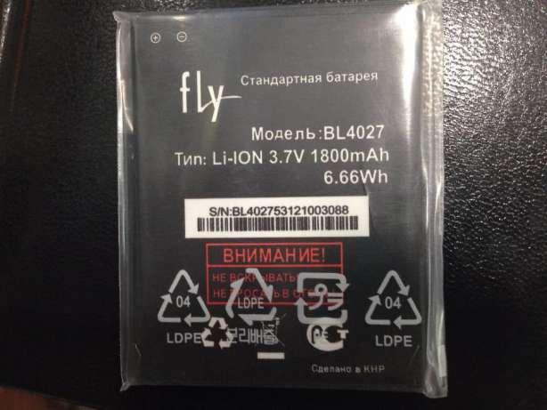 Аккумулятор к телефону  Fly BL-4027