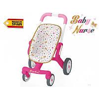 Коляска прогулочная для куклы Baby Nurse Smoby 251223