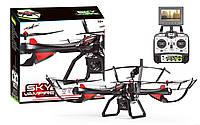 Sky Vampire 50 см, FPV HD камера, удержание высоты, экран