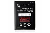 Аккумулятор к телефону  Fly BL-4031