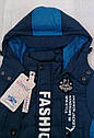 Курточка демисезонная для мальчика Fashion Boys, фото 4