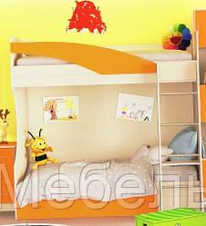 Двухъярусная кровать  Бэмби 4 ф-ка SV Мебель