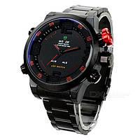 Мужские часы WEIDE Sport Watch Красные