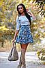 Платье женское узор, фото 2