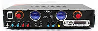Профессиональный стерео усилитель AMP UKC KA-105F c Karaoke, фото 1