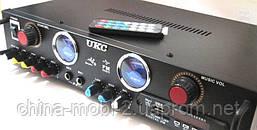 Профессиональный стерео усилитель AMP UKC KA-105F c Karaoke, фото 2