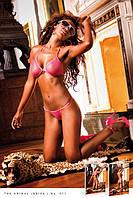 Комплект Pink Mesh Bikini Set, S/L, фото 1