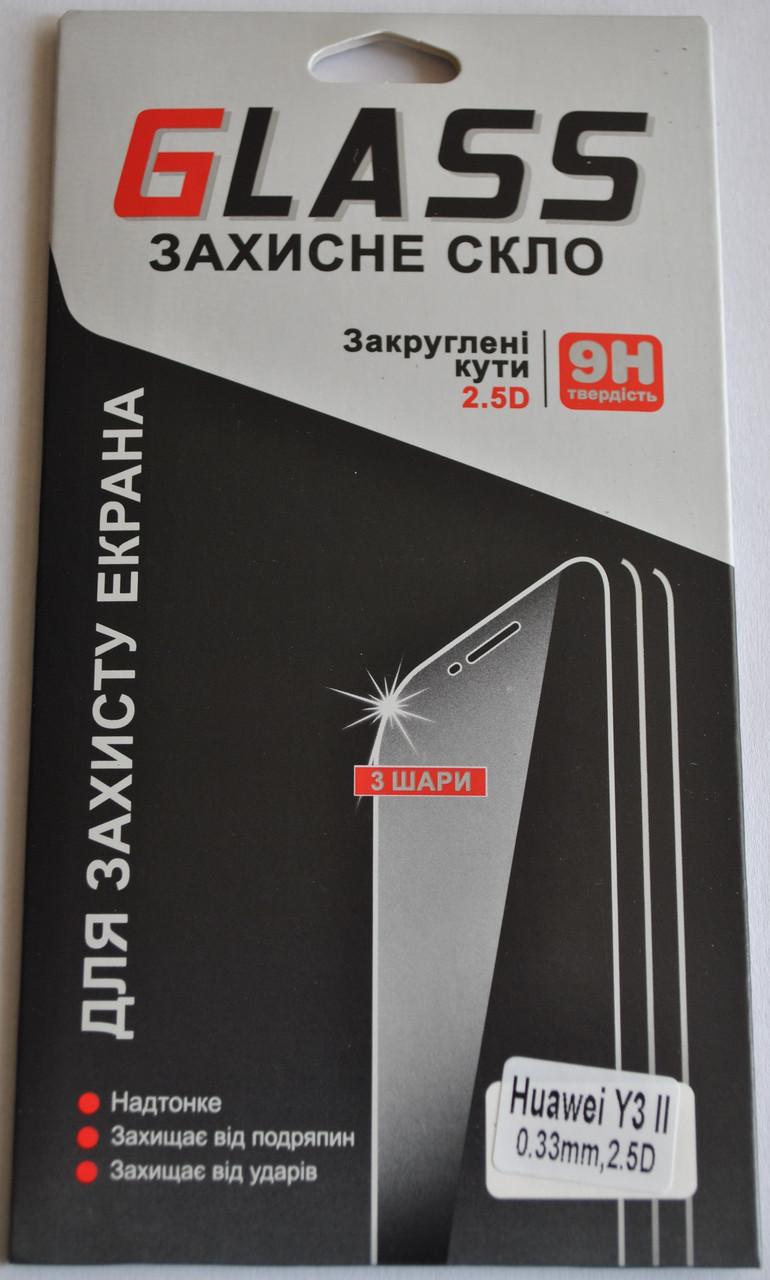 Защитное стекло для Huawei Y3 II, F958