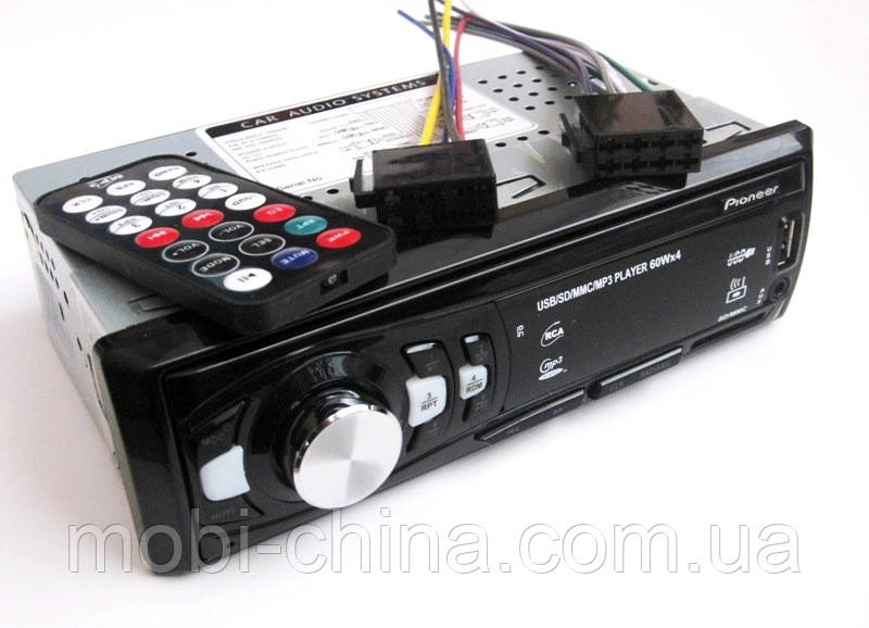 Автомагнитола Pioneer CDX- GT6308 без cd,  mp3  sd  usb