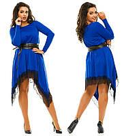 Платье, 343 ОМ батал, фото 1