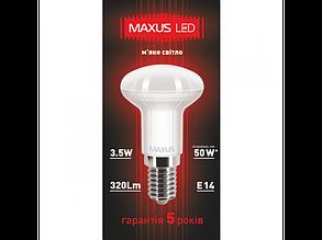 LED лампа 3.5W мягкий свет R39 Е14 220V (1-LED-359), фото 2