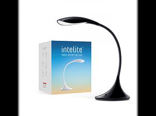 Настольный светильник Intelite Desklamp 6W black (DL3-6W-BL) (NEW), фото 2
