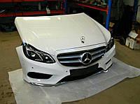 Mercedes w212 пакет AMG Капот, бампер передний, крылья, фара правая, левая, радиатроная решетка, телевизор