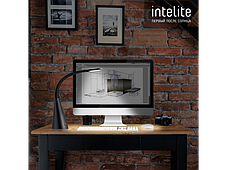 Настольный светильник Intelite Desklamp White (DL4-5W-WT) (NEW), фото 2