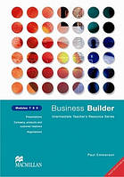 Business Builder modules 4,5,6
