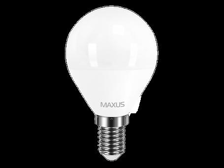 LED лампа MAXUS G45 F 4W яркий свет 220V E14 (1-LED-5412) (NEW), фото 2