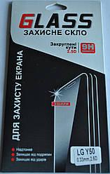 Защитное стекло для LG Y50, F961