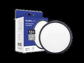 LED СВЕТИЛЬНИК GLOBAL HPL 12W 5000K C (1-HPL-003-C)