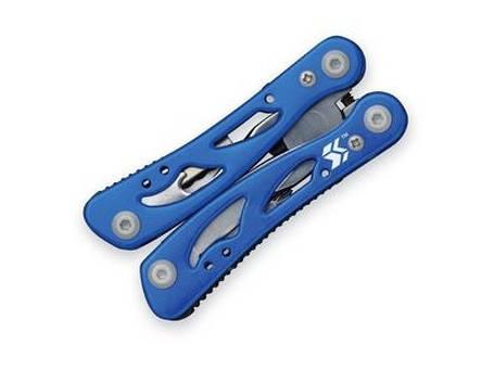 Swiss+Tech Pocket Multi-Tool 12 in 1 blue, фото 2