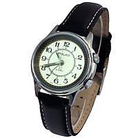 Советские часы Полет с будильником