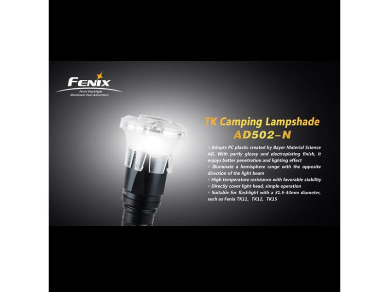 Кемпинговый рассеиватель для Fenix TK