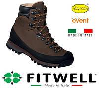 Треккинговые ботинки FITWELL GHIBLI Brown.