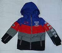 Курточка демисезонная для мальчика Original Delux